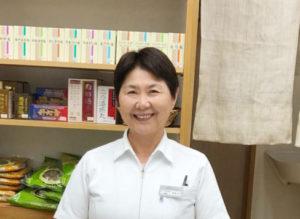 店長 管理薬剤師 飯島 圭子
